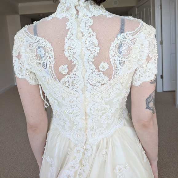 Vintage Wedding Dresses Priscilla of Boston